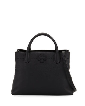 Tory Burch トートバッグ セール★Tory Burch★MCGRAW TRIPLE COMPARTMENT TOTE(2)