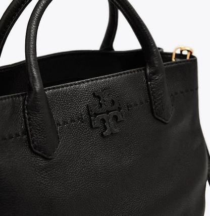 Tory Burch トートバッグ セール★Tory Burch★MCGRAW TRIPLE COMPARTMENT TOTE(5)