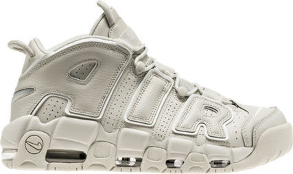 FW17 NIKE AIR MORE UPTEMPO BONE CREAM WHITE MEN'S 送料無料