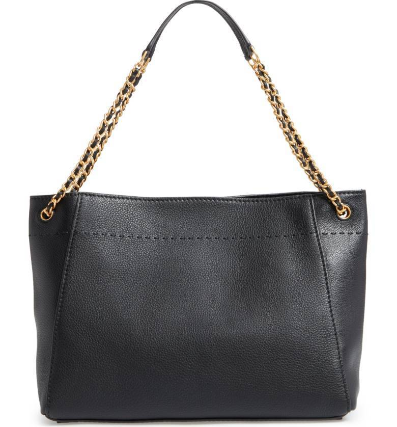 セール★Tory Burch★MCGRAW CHAIN SHOULDER SLOUCHY TOTE