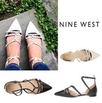 SALE!NINE WEST♪クール★AWESOフラットシューズ