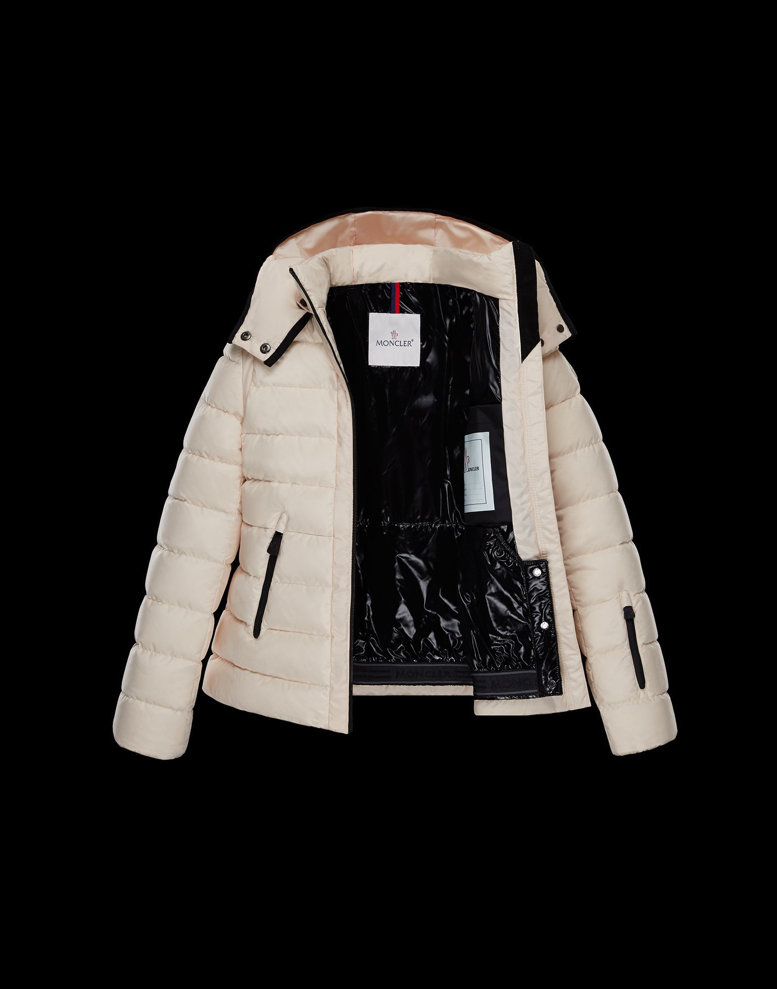 TOPセラー賞受賞!17AW┃MONCLER★4-6歳_EMERAUDE_ライトピンク
