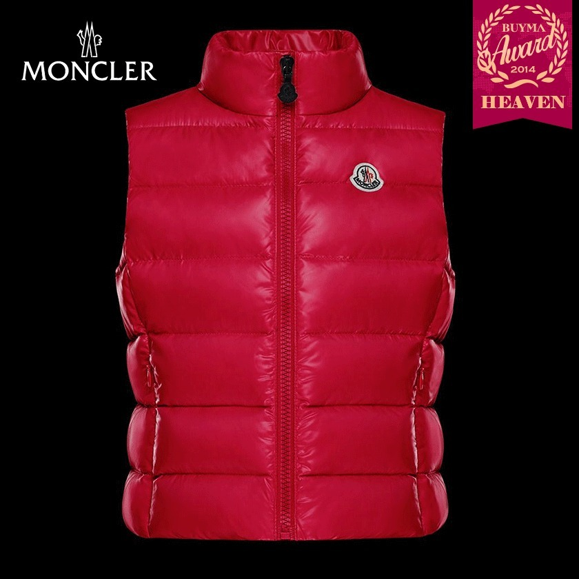 TOPセラー賞受賞!17AW┃MONCLER★4-6歳_GHANY_ピンク