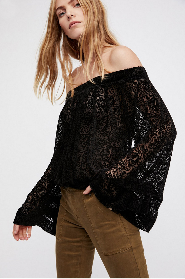 【送料込み】Free People ★ We The Free Ginger Berry トップ