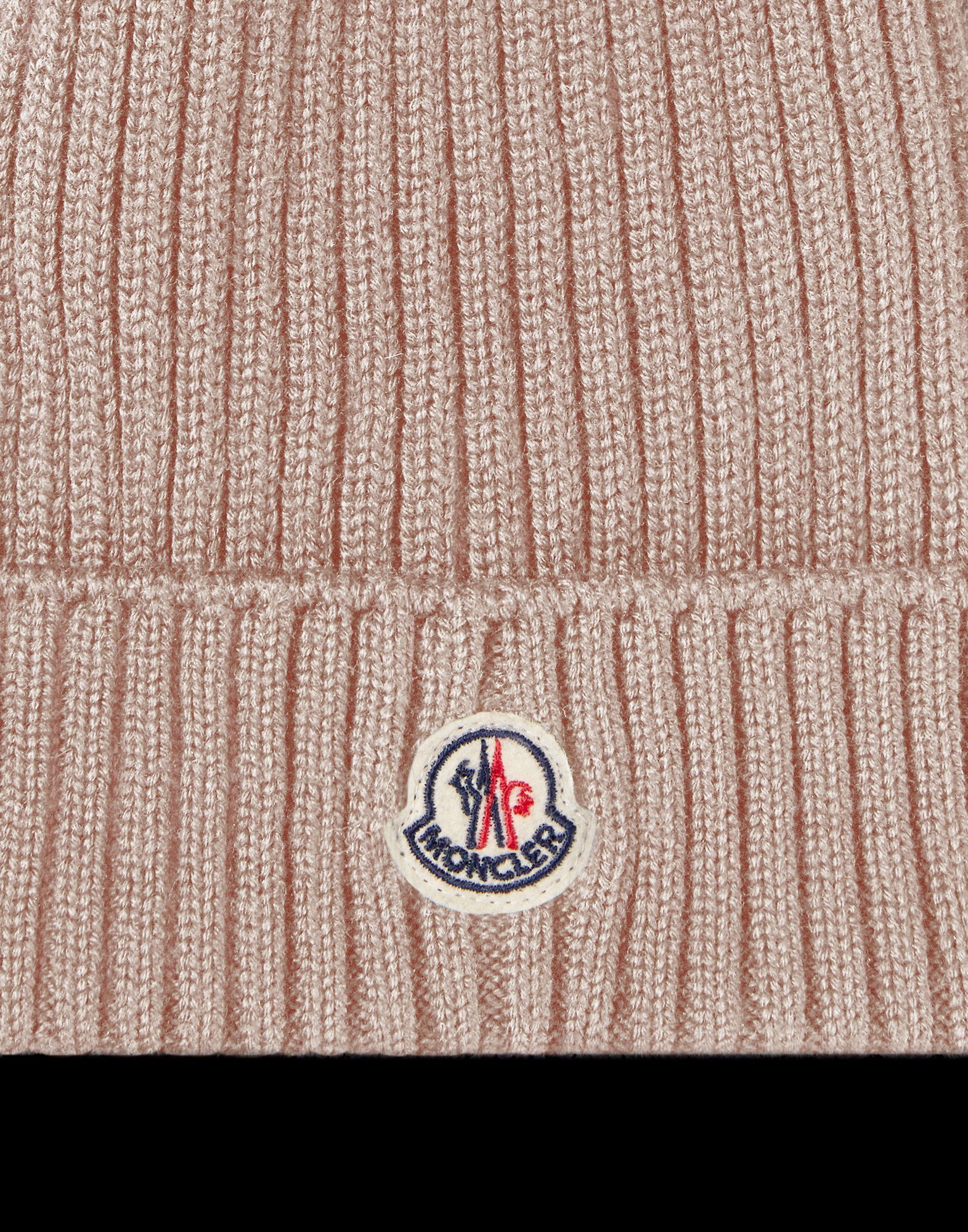 TOPセラー賞受賞!17AW┃MONCLER★4-6歳_HAT_ピンク