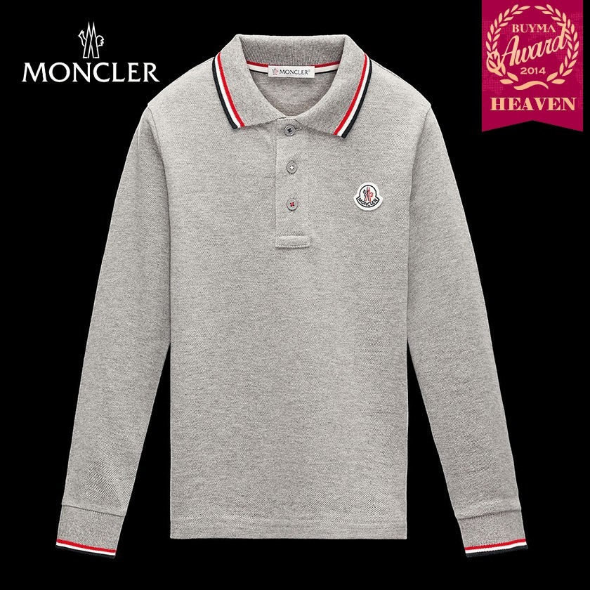 TOPセラー賞!大人も着れる12-14歳┃17AW┃MONCLER★POLO