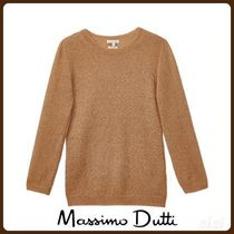 MassimoDutti♪LIMITED EDITION SOLID-COLOURED MOHAIR SWEATER