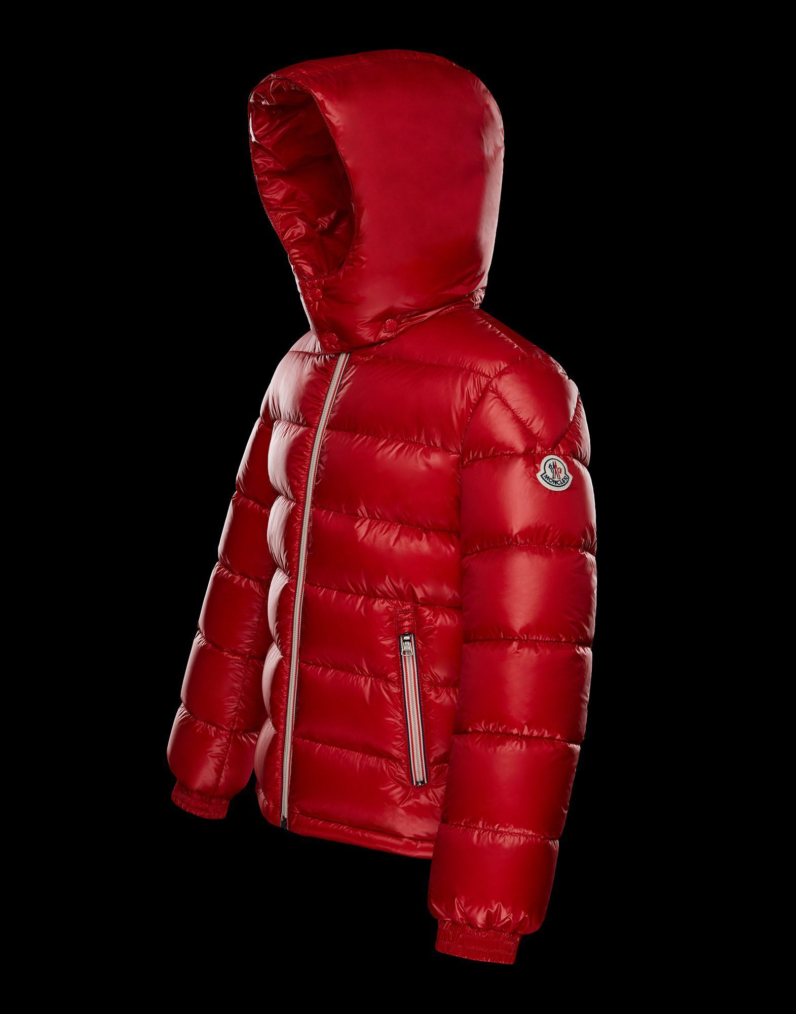TOPセラー賞受賞!17AW┃MONCLER★8-10歳_NEW GASTON_レッド
