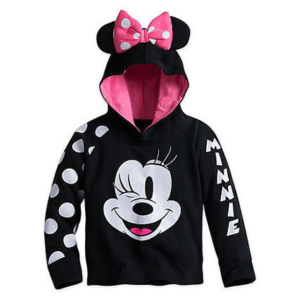 Minnie Mouse Sweatshirt for Girls