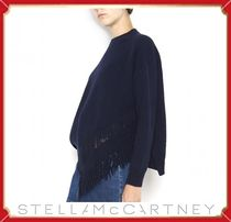 Stella McCartney Crew neck long sleeves pullover ★国内発送