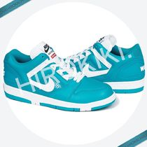 【17AW】Supreme Nike SB Air Force 2 エアフォース Teal 青