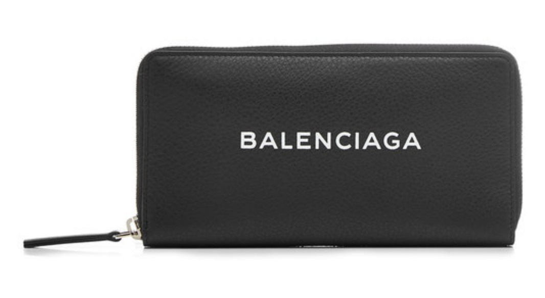 【新入荷】BALENCIAGA EVERYDAY CONTINENTAL ZIP レザー長財布