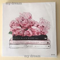 OliverGal 'Roses and Elegance Books ' 30×30cm(6サイズあり)