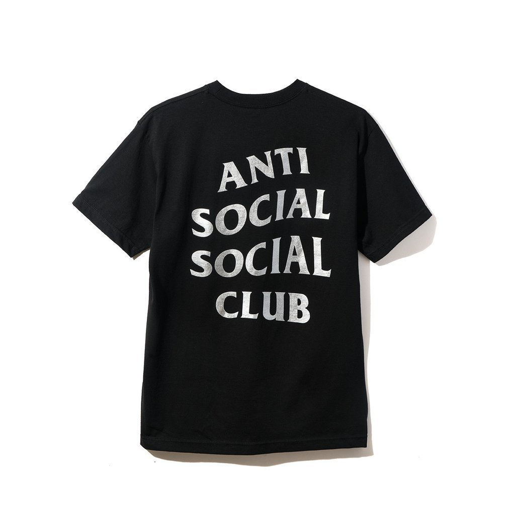 送料無料17AW  ANTI SOCIAL SOCIAL CLUB / Sin City Black Tee