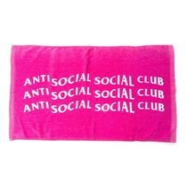 送料無料 ! 2017AW ANTI SOCIAL SOCIAL CLUB / ASSC Towel