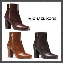 SALE◆MK◆アンクルブーツ◆Margaret Leather Ankle Boot