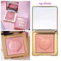 Too Faced♪♡PEACH BLUR FINISHING POWDER