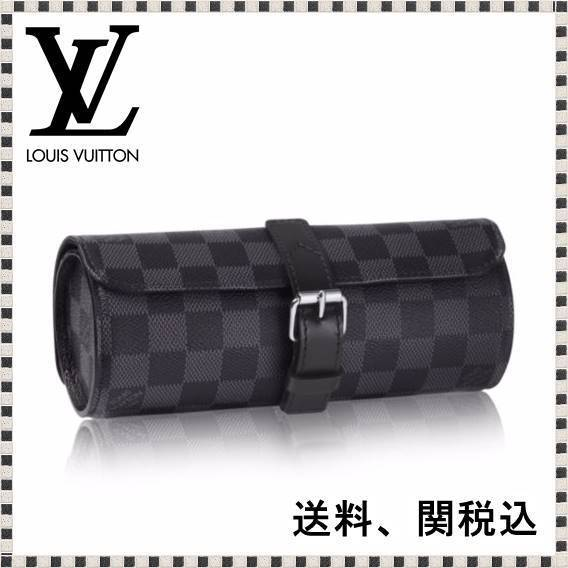 希少★LOUIS VUITTON《ETUI 3 MONTRES》ウォッチケース