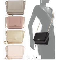 お早めに!セール FURLA フルラ Ginevra Mini Flap Crossbody Bag