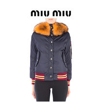miumiu Down jacket ML43510KN_F0124 【関税送料込】