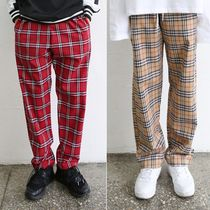 ☆NEWPICKLE☆ IC CHECK PANTS (3color)  ユニセックス
