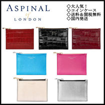 Aspinal of London(アスピナルオブロンドン) コインケース・小銭入れ Aspinal of London◆Essential Small Pouch◆送&関無料