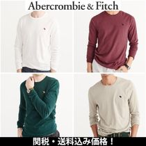 【Abercrombie & Fitch(アバクロ)】Tシャツ 長袖