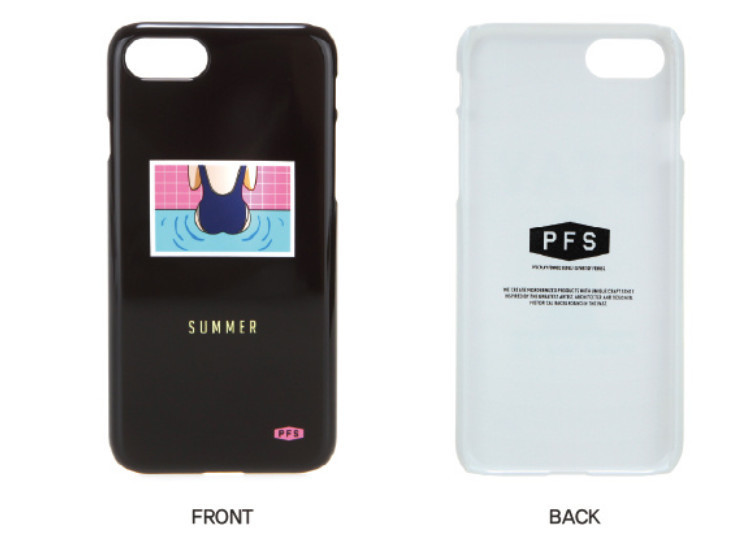 ◆Fennec(フェネック)◆ PFS iPhone Case 7 - Summer