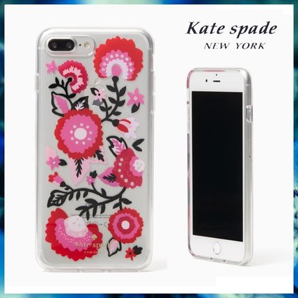 Kate Spade New York★iPhone 7 Plus ジュエル ケース★30%OFF