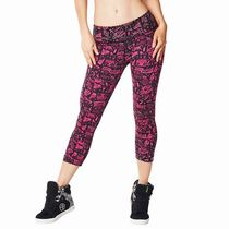 ☆ZUMBA・ズンバ☆City Swag Perfect Capri Leggings PK