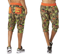 ◆9月新作◆MENS◆Club Camo Harem Capris-Heatwave