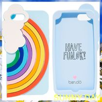 【国内発 ban.do 送料込】Rainbow iPhone 7 Case