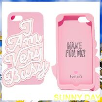 【国内発 ban.do 送料込】I Am Very Busy iPhone 7 Case