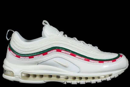 FW17 NIKE AIR MAX 97 UNDEFEATED WHITE ホワイト MEN'S