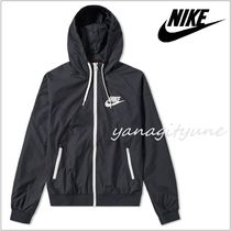 "M,Lのみ!【NIKE】 レディース WINDRUNNER JACKET ""BLACK & SAIL"