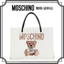 【関送込】Moschino★Teddy Bear 2wayバッグ