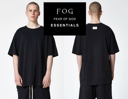 【FOG Essentials】★国内発送★ Boxy T-Shirt BLACK Sサイズ