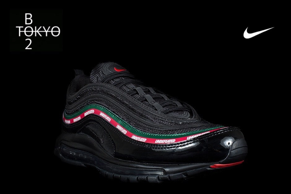 ♡ NIKE × UNDEFEATED AIR MAX 97 BLACK ♡ (Nike/スニーカー) 31268627
