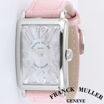 Mother of Pearl☆Franck Muller☆Long Island Reliefウォッチ♪