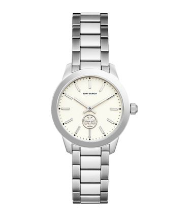 Tory Burch COLLINS WATCH, STAINLESS STEEL, 32MM