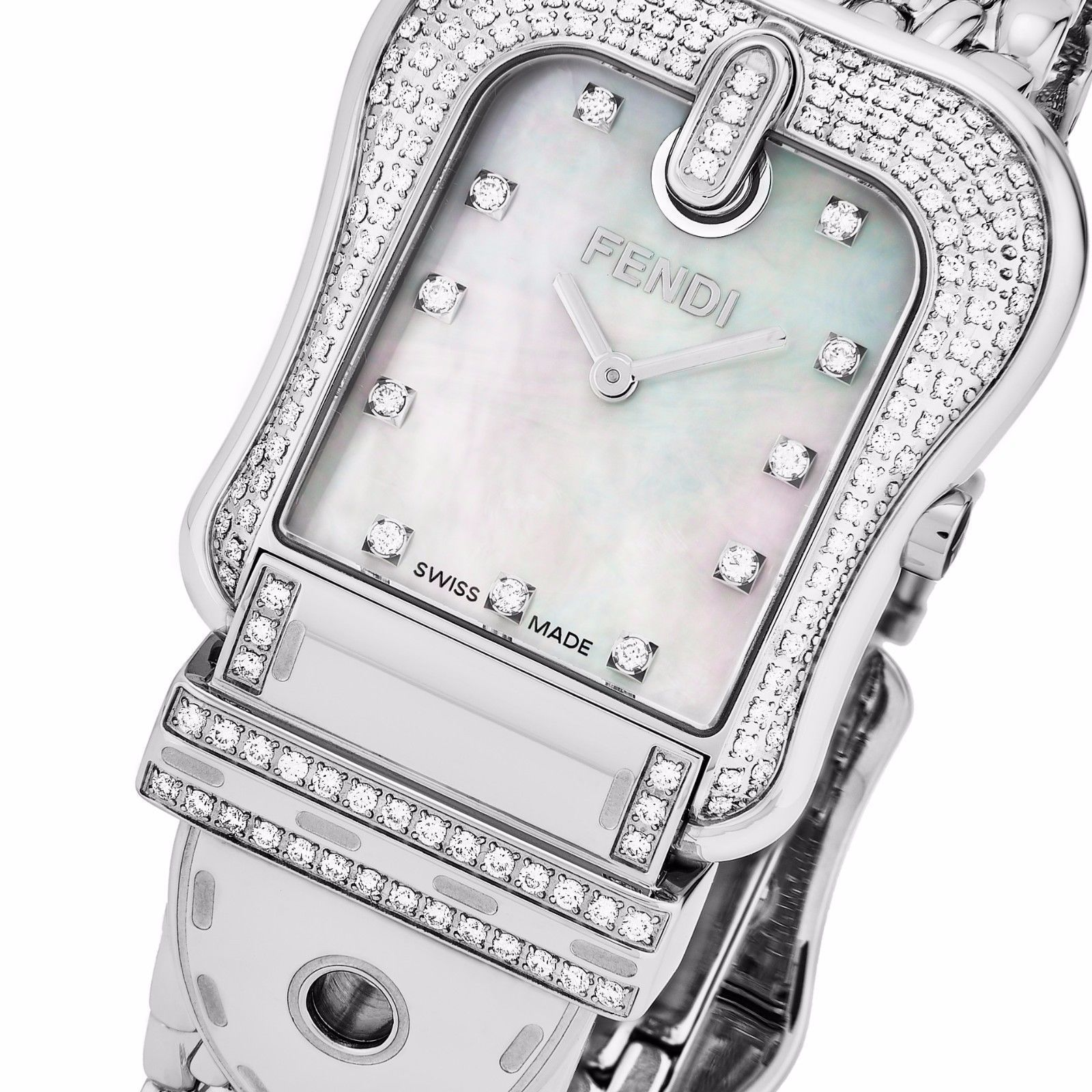 稀少 破格値 FENDI(フェンディ) B. Fendi Diamonds Ladies Watch