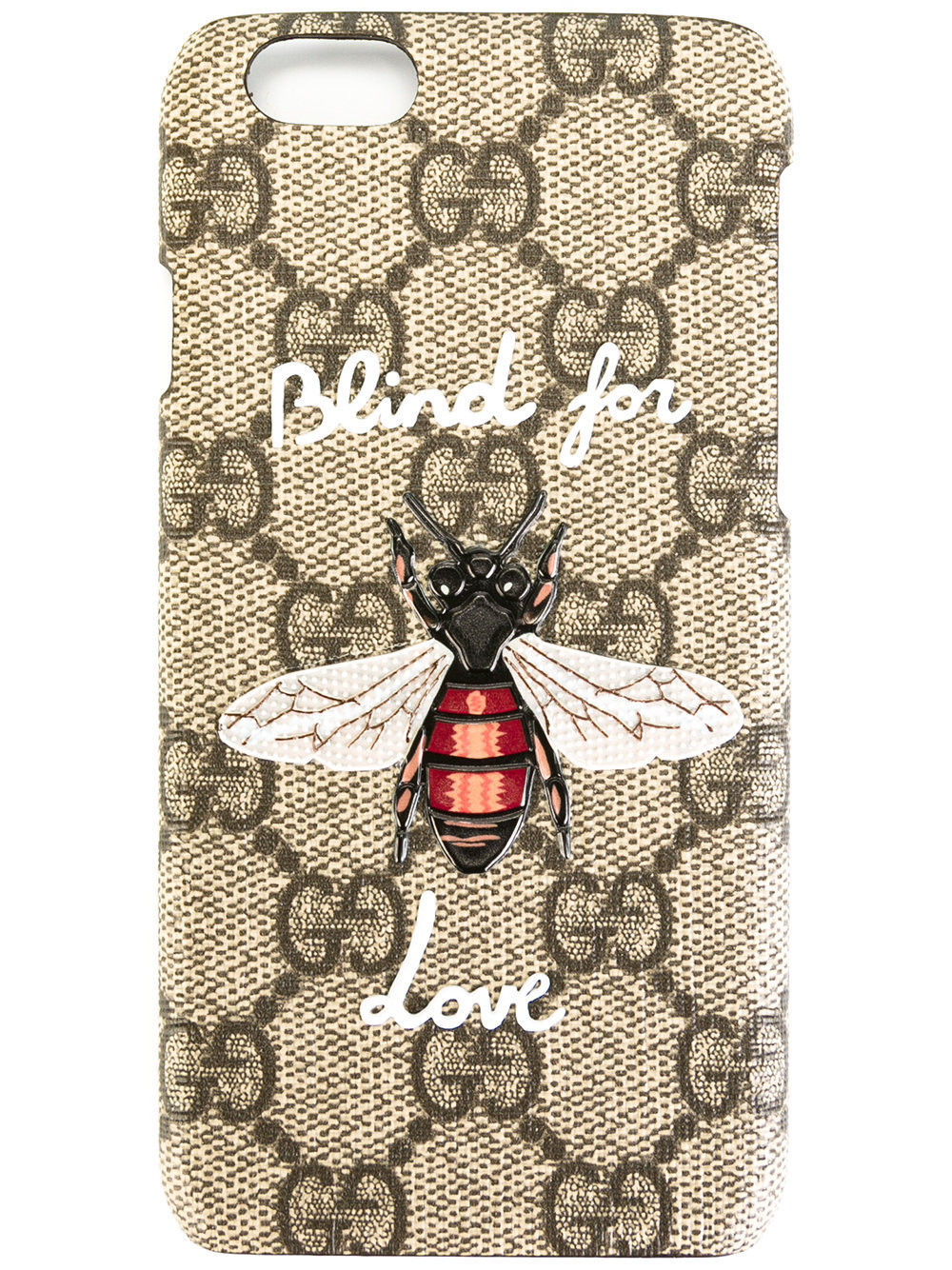 【人気ギフト】GUCCI Blind for Love iPhone 6/6s カバー