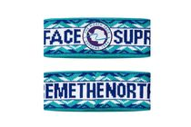 17S/S Supreme North Face Headband Royal ヘアバンド