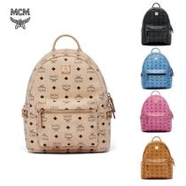 【MCM エムシーエム】バックパック 5色 STARK SMALL BACKPACK