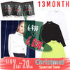 [13MONTH]☆韓国人気ブランド TURTLENECK LONG SLEEVED TEE