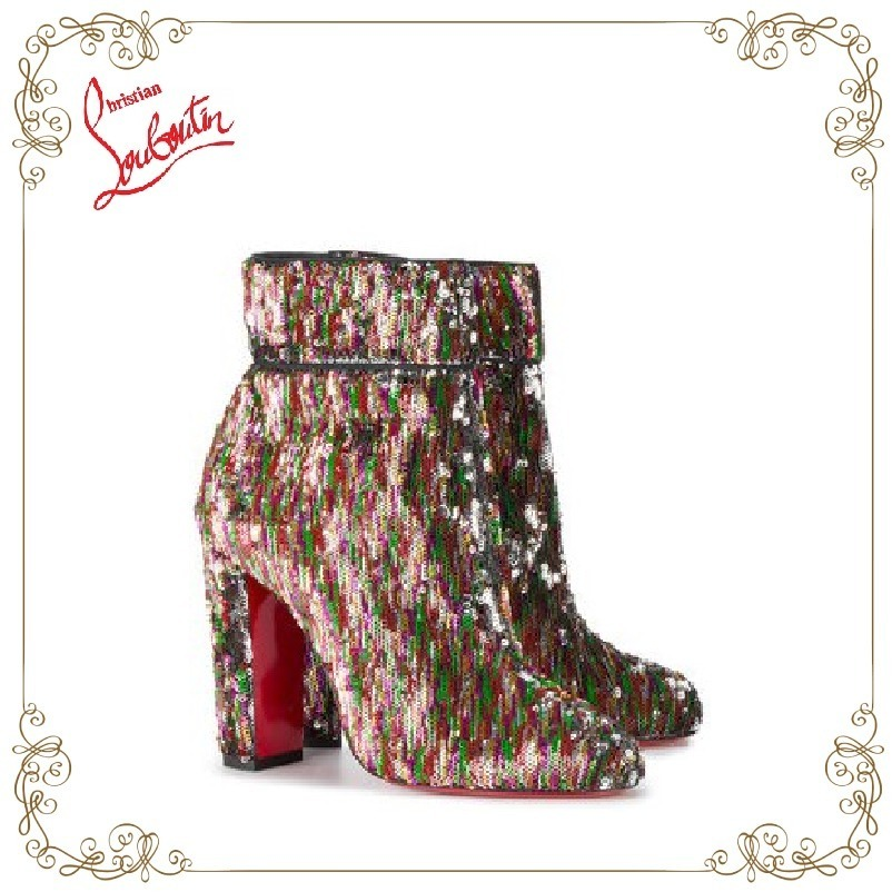 17AW★Christian Louboutin★Moulamax ankle boots