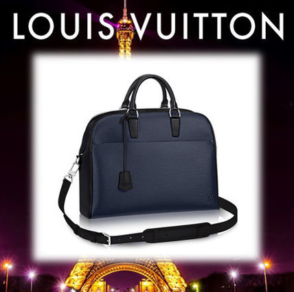 17AW◆LOUIS VUITTON◆ハリントン・ボーリング エピ・レザー