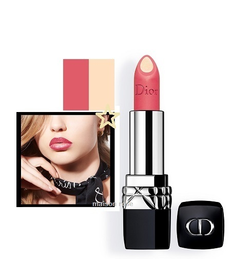 9ceda16b13b5c DIOR *ROUGE DIOR DOUBLE ROUGE* 288