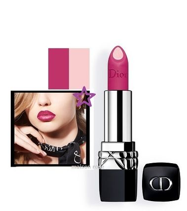 DIOR *ROUGE DIOR DOUBLE ROUGE*#582,SPICY SWEET