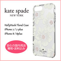 【国内発送】HollyHock Floral Case iPhone 8 / 8plus セール